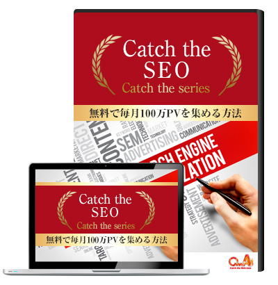 Catch the SEO 9,800円